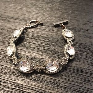 Givenchy Swarovski Crystal Bracelet